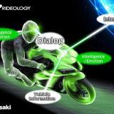 Kawasaki Rideology: Das smarte Bike