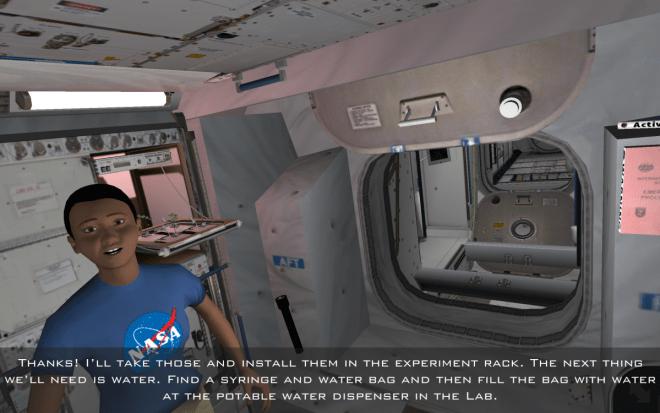 NASA Science Investigations - 01