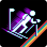 App-Review: Retro Winter Sports 1986