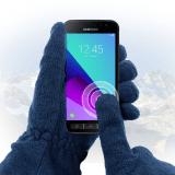 Galaxy Xcover 4: ein Smartphone, das Wind und Wetter trotzt