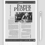 Top Gadget: reMarkable – E-Reader & E-Writer