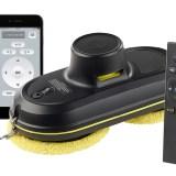 Bluetooth-PROFI- Fensterputz-Roboter – Strahlender Fensterglanz ganz von allein