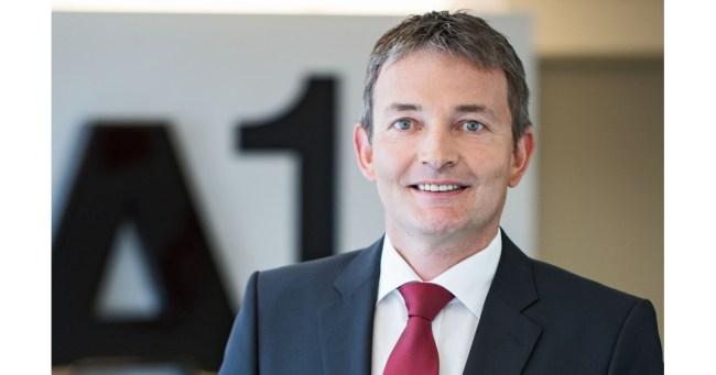 """A1-Vorstand Marcus Grausam: """"Es freut uns, wenn unabhängige Tests zeigen, dass wir auf dem richtigen Weg sind."""" (Foto: A1 Telekom Austria)"""
