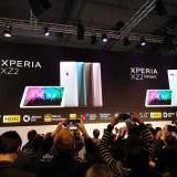 MWC 2018: Sony präsentiert mit dem Xperia XZ2 neues Premium-Modell