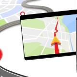 Navigationssystem vs. App