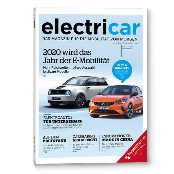 electricar #1 (Dezember 2019-Februar 2020)