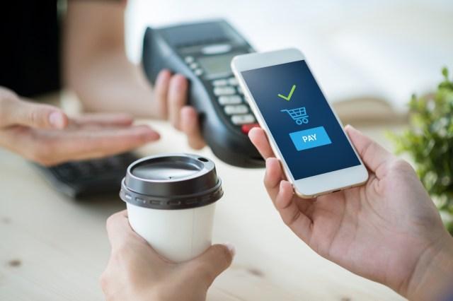 Die Zukunft ist kontaktlos – Bezahlen mit NFC