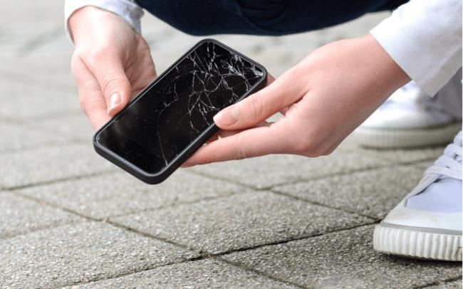 Wie man sein Smartphone schützt
