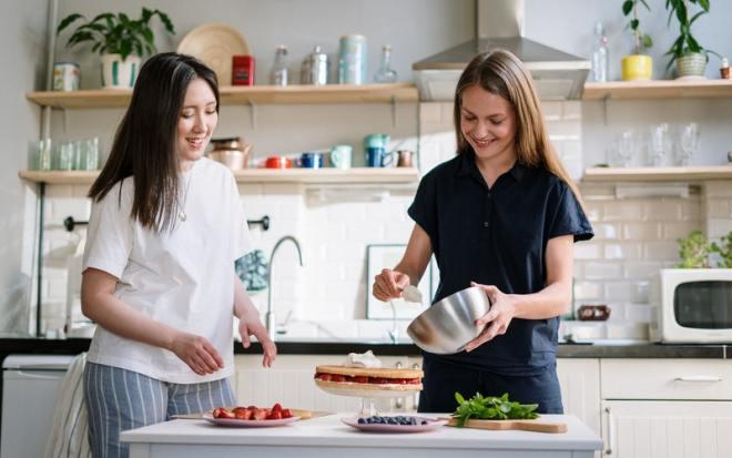 So hilft das Smartphone in der Küche