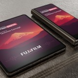 Fujifilm entwickelt faltbares Smartphone