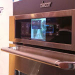 CES 2013: Backofen mit Android-Betriebssystem