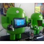 Bierzapfanlage mit NFC und Android Steuerung