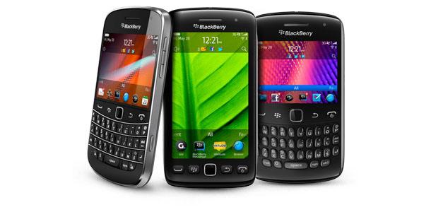 RIMs Blackberrys kommen anscheinend doch nicht mit Android.