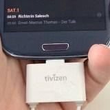 DVB-T für Android: Fernsehen auf dem Smartphone