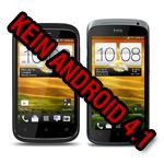 HTC One V und Desire C bekommen kein Android 4.1