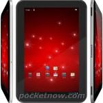 Sehen wir hier schon das Google Nexus Tablet?