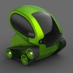 TankBot, der funkferngesteuerte Android-Panzer