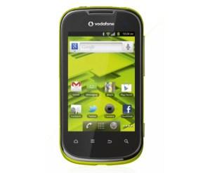 Das Vodafone Smart 2 ist ein Einsteiger Smartphone für unter 100 Euro. Foto: Vodafone.