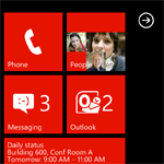 Windows Phone 7 auf Android
