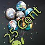 Die Liste #5: Diese Apps gibts heute für 25 Cent