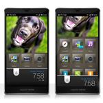 Sharp zeigt seine eigene Android-Oberfläche Feel OX