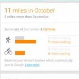 Google Now wird um Schrittzähler erweitert