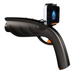 Laserpistole für Augmented Reality-Spiele auf dem Smartphone
