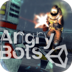 Angry Bots: Top-Down-Shooter mit Edelgrafik
