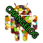 Offizielle Neuerungen-Liste von Android 4.1 Jelly Bean veröffentlicht