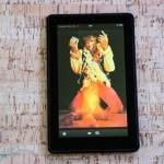 Kindle Fire: Live und in Farbe