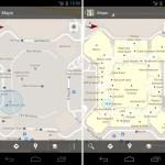 App News: Google Maps ab sofort auch mit Indoor Plänen