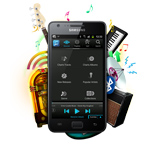 Samsung startet iTunes-Konkurrent Music Hub in Deutschland