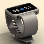 Neptune Pine: Android-Smartwatch mit Kamera, GPS, Pulsmesser