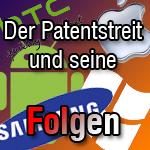 Folgen des Patentstreits: Hersteller prüfen Alternativen zu Android