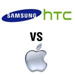 Samsung und HTC: Probleme mit Smartphone-Absatz; HTC mit leichtem Aufwind