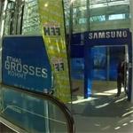 Samsung eröffnet Flagship-Store in Frankfurt