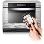 Android in der Küche: Samsung bringt Backofen mit Smartphone Steuerung