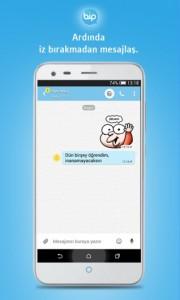 android makale com turkcell bip uygulaması ücretsiz 1 gb bedava internet yapma-2
