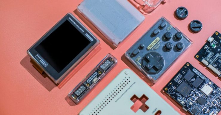 GameShell is fully customizable