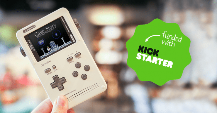 GameShell marks world's first modular gaming console with a GNU/Linux embedded OS