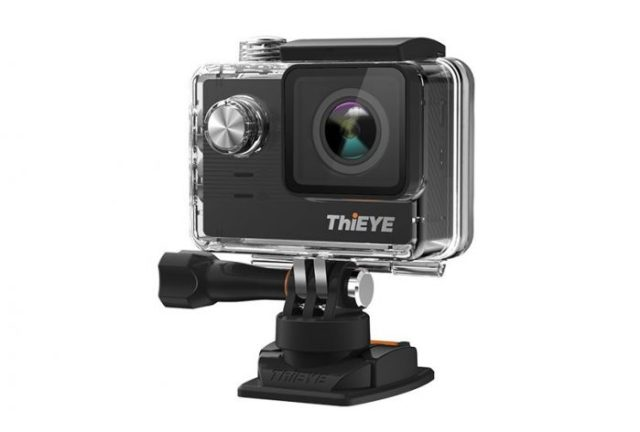The Thieye E7 comes with a free IP68 certified casing