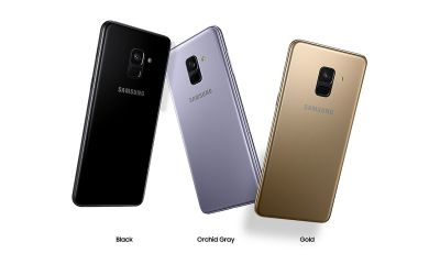 Galaxy A8 (2018) march security patch update