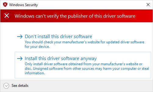 Universal Adb Driver Setup Security