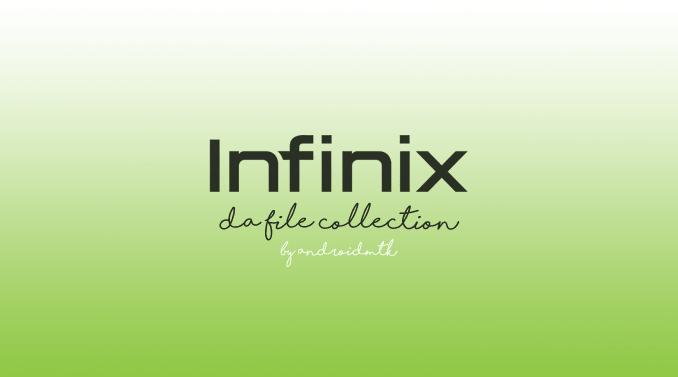 Infinix Da File