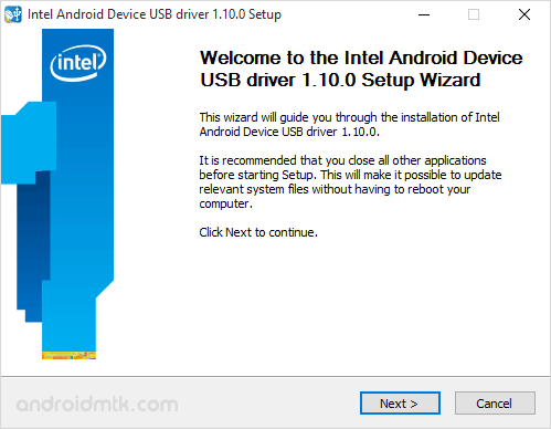 Intel Android Usb Driver