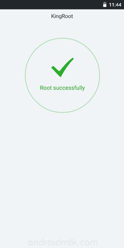 Kingroot Success