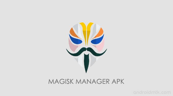 Magisk Manager Apk