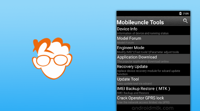 Mobileuncle Tools