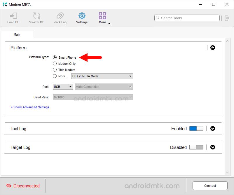 Modem Meta Platform
