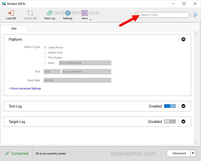 Modemmeta Search